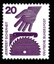 Buy German MNH Scott #1076 Catalog Value $.40