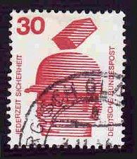 Buy German Used Scott #1078 Catalog Value $.25