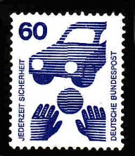 Buy German MNH Scott #1081 Catalog Value $1.20