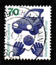 Buy German Used Scott #1082 Catalog Value $.30