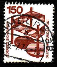 Buy German Used Scott #1085 Catalog Value $1.20