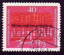 Buy German Used Scott #1096 Catalog Value $.30