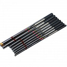 Buy Super Hard Carbon Fiber Casting Telescopic Ultra-light High-carbon Fishing Hand Pole