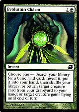 Buy Evolution Charm - Green - Instant - Magic the Gathering Trading Card