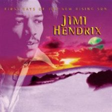 Buy jimi hendrix first rays of the new rising sun EX cd/dvd digi pak
