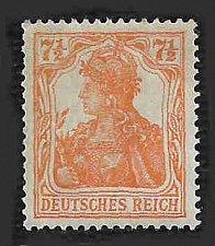 Buy German MNH Scott #98f Catalog Value $13.70