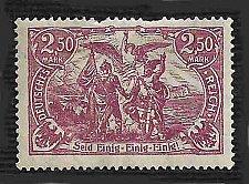 Buy German Hinged Scott #114a Catalog Value $1.50