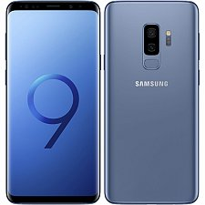 Buy Samsung Galaxy S9 Plus G965FD Dual Sim 4G 128GB SIM FREE/ UNLOCKED- Coral Blue