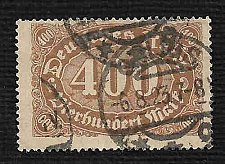 Buy German Used Scott #159 Catalog Value $2.25