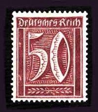 Buy German MNH Scott #167 Catalog Value $.79
