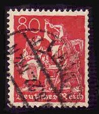 Buy German Used Scott #171 Catalog Value $57.50