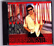 Buy Lucky Town by Bruce Springsteen CD 1992 - Very Good
