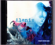 Buy Jagged Little Pill by Alanis Morissette CD 1995 - Very Good