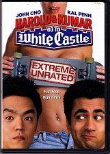 Buy Harold & Kumar Go To White Castle DVD 2005 - Very Good