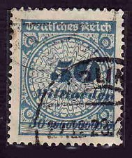 Buy German Used Scott #299 Catalog Value $35.00