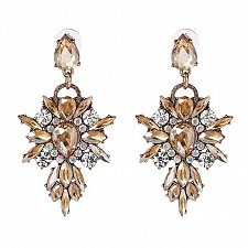 Buy women fashion elegant earrings