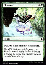 Buy Plummet - Green - Instant - Magic the Gathering Trading Card