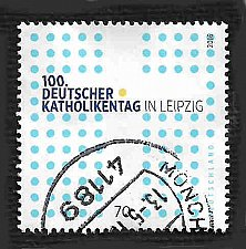 Buy German Used Scott #2916 Catalog Value $.80