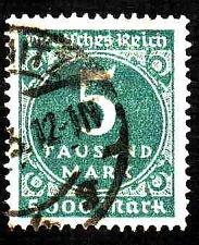 Buy German Used Scott #238A Catalog Value $16.50
