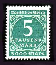 Buy German MNH Scott #238A Catalog Value $.38