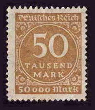 Buy German MNH Scott #239 Catalog Value $.38