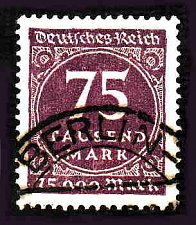 Buy German Used Scott #240 Catalog Value $10.50