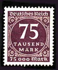 Buy German MNH Scott #240 Catalog Value $.38