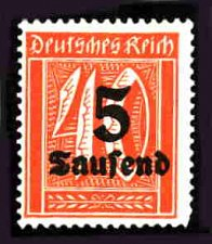 Buy German MNH Scott #242 Catalog Value $.40