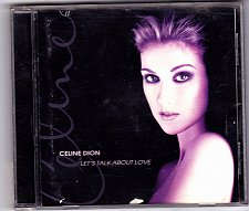 Buy Let's Talk About Love by Celine Dion CD 1997 - Very Good