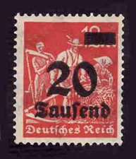 Buy German MNH Scott #244 Catalog Value $.40