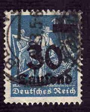 Buy German Used Scott #248 Catalog Value $1.50