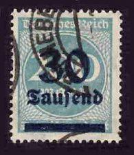 Buy German Used Scott #249 Catalog Value $1.50