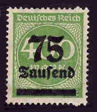 Buy German MNH Scott #251 Catalog Value $.40