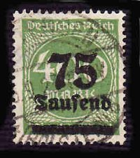 Buy German Used Scott #251 Catalog Value $1.50