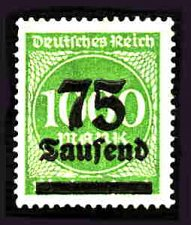 Buy German MNH Scott #252 Catalog Value $.40