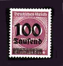 Buy German MNH Scott #253 Catalog Value $.40