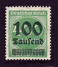Buy German MNH Scott #254 Catalog Value $.38