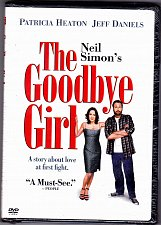 Buy The Goodbye Girl DVD 2004 - Brand New
