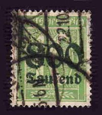 Buy German Used Scott #262 Catalog Value $5.00