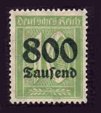 Buy German MNH Scott #262 Catalog Value $.38
