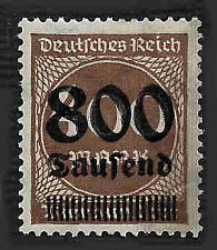 Buy German MNH Scott #265 Catalog Value $.38
