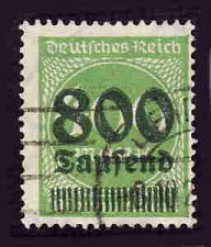 Buy German Used Scott #266 Catalog Value $3.75