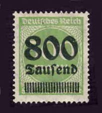 Buy German MNH Scott #267 Catalog Value $.38