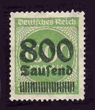 Buy German MNH Scott #268 Catalog Value $.38