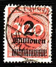 Buy German Used Scott #269 Catalog Value $2.25