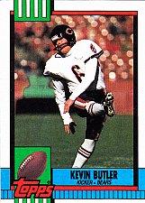 Buy Kevin Butler #375 - Bears 1990 Topps Football Trading Card