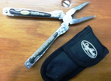 Buy SHEFFIELD BLACK Stainless Spring-Assisted Pliers 12n1 QUALITY MultiTool & Case