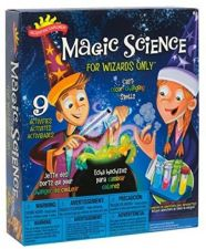 Buy Scientific Explorer Magic Science For Wizards Only Kit
