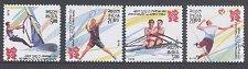 Buy India: INDIA- London 2012 Olympics- volleyball- badminton etc (4) Set OF 4
