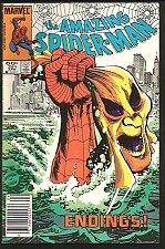 Buy Amazing Spider-man #251 Marvel Comics 1st series ever 1984 Stern/Frenz/Janson
